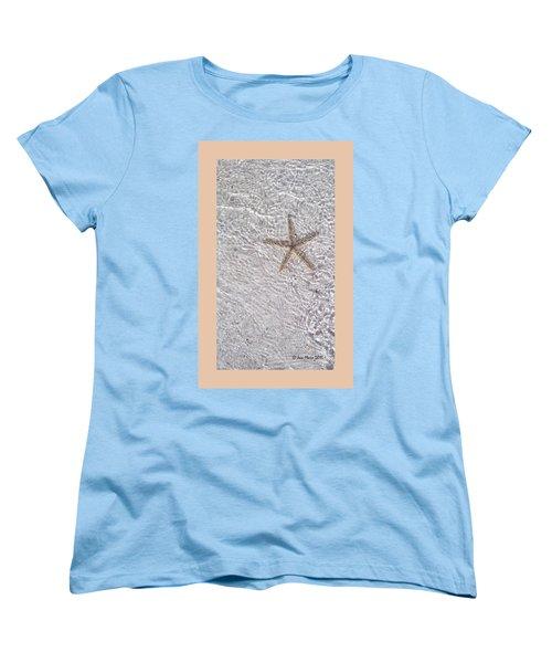 Sea Star 11 Anna Maria Island Women's T-Shirt (Standard Cut)