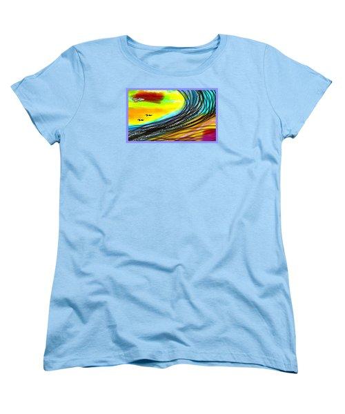 Sea Women's T-Shirt (Standard Cut)