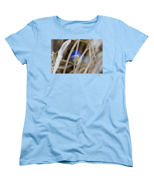 Searching For A New Rainbow Women's T-Shirt (Standard Cut)
