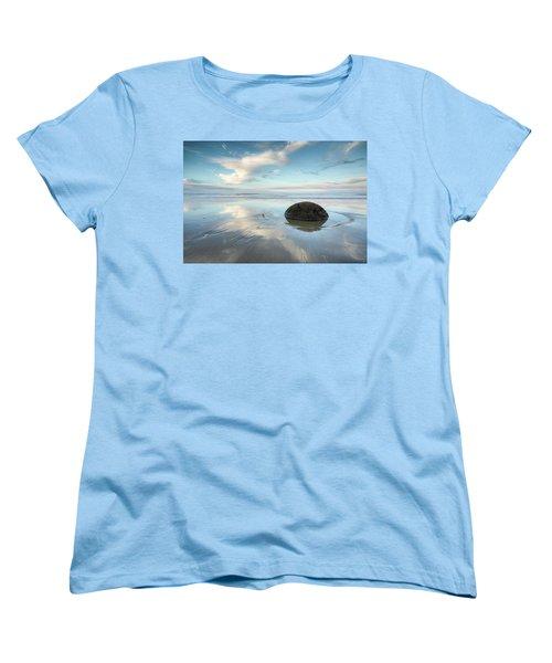 Seaside Dreaming Women's T-Shirt (Standard Cut) by Brad Grove