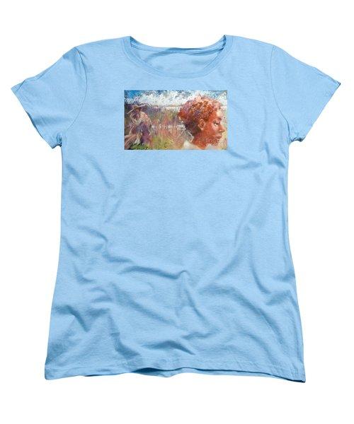 Seasons Of Sweetgrass Women's T-Shirt (Standard Cut)
