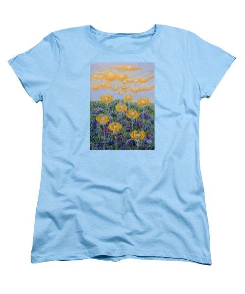 Seeing Through Women's T-Shirt (Standard Cut)