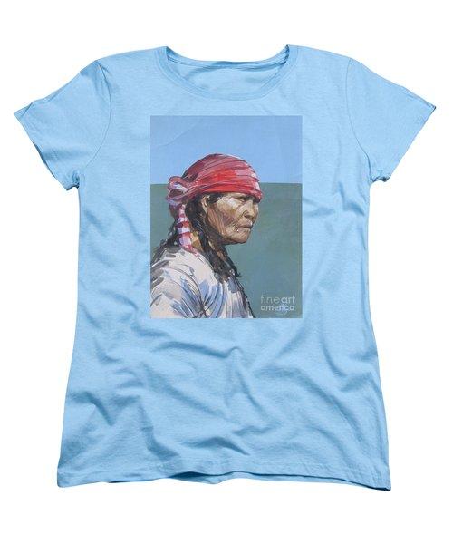Seminole 1987 Women's T-Shirt (Standard Cut) by Bob George
