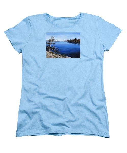 Sentinel Women's T-Shirt (Standard Cut)