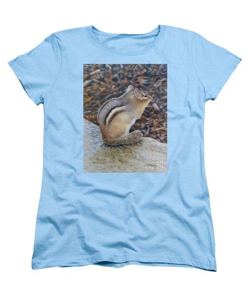 Sentinel Women's T-Shirt (Standard Cut) by Pamela Clements