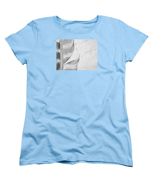 Seperated Women's T-Shirt (Standard Cut) by Tim Good