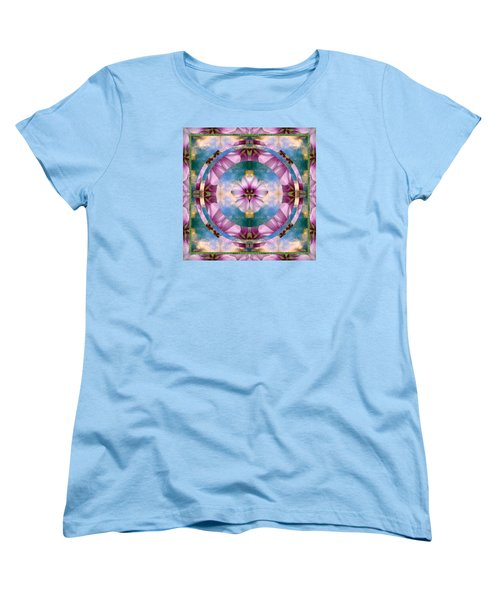 Women's T-Shirt (Standard Cut) featuring the photograph Serenity by Bell And Todd