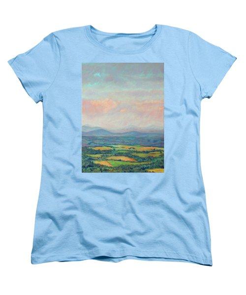 Set Free Women's T-Shirt (Standard Cut) by Bonnie Mason
