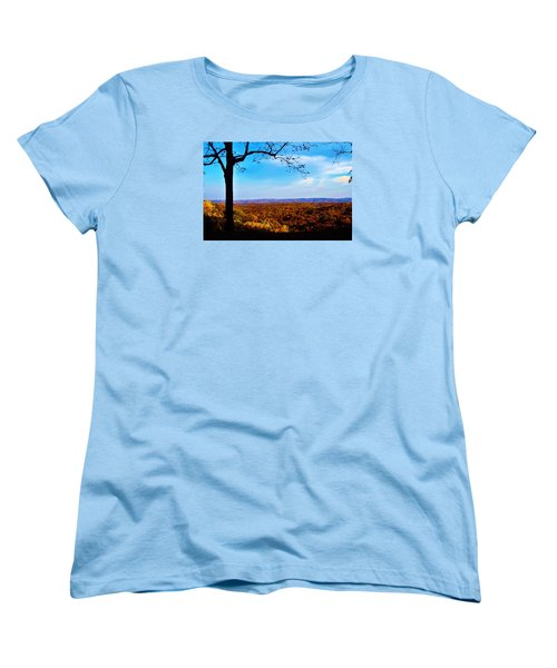 Shadow To Light Women's T-Shirt (Standard Cut)