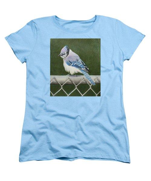 Sherrie's Bluejay Women's T-Shirt (Standard Cut)