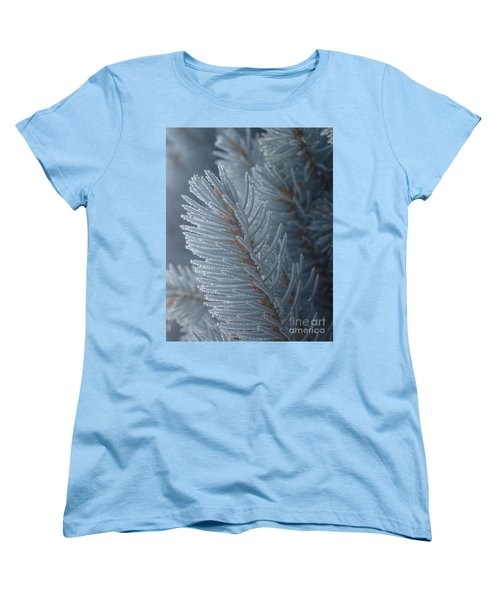 Women's T-Shirt (Standard Cut) featuring the photograph Shine On by Christina Verdgeline