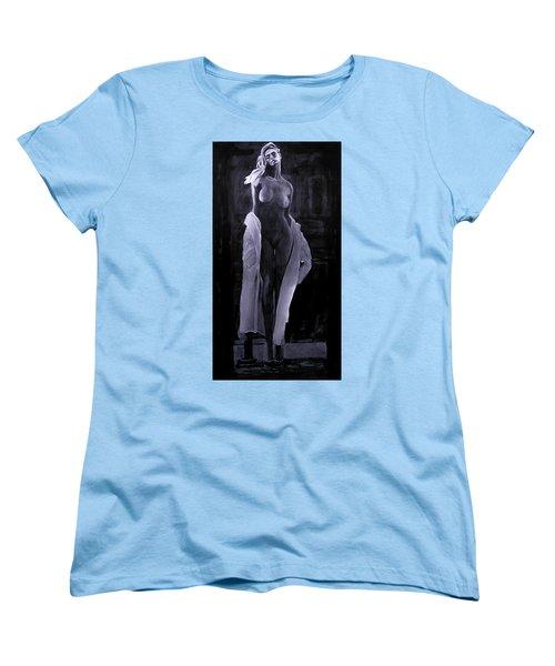 Shudder Before The Beautiful Women's T-Shirt (Standard Cut) by Jarko Aka Lui Grande