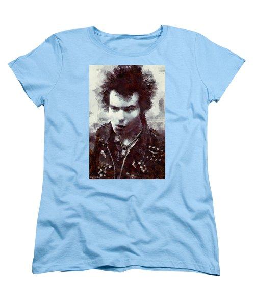 Sid Women's T-Shirt (Standard Cut) by Pennie McCracken