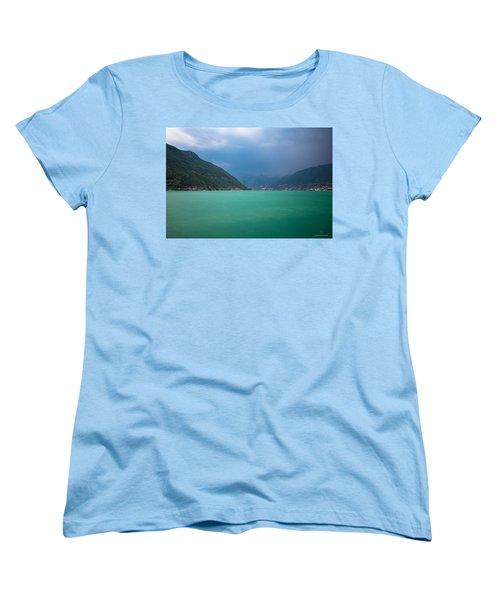 Signs Of Autumn Women's T-Shirt (Standard Cut) by Cesare Bargiggia