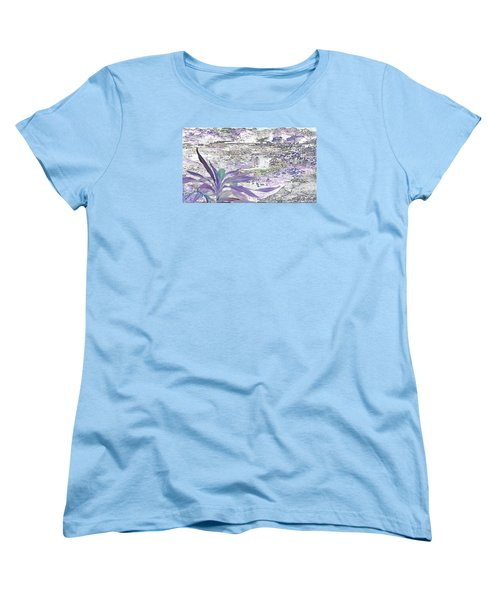 Women's T-Shirt (Standard Cut) featuring the photograph Silent Journey by Mike Breau