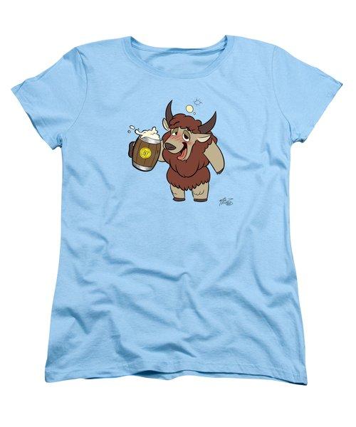 Silly Yak The Celiac Women's T-Shirt (Standard Cut)
