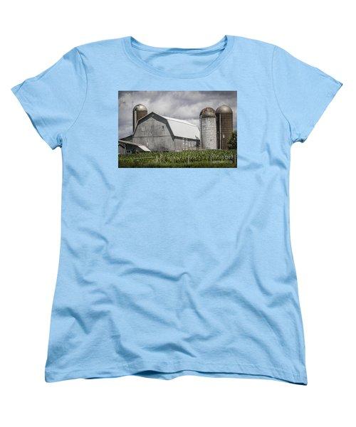 Silos Standing Women's T-Shirt (Standard Cut)