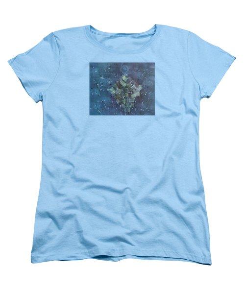 Simpleness Is Happiness Women's T-Shirt (Standard Cut)