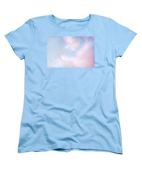 Simply Heavenly Women's T-Shirt (Standard Cut) by Theresa Tahara