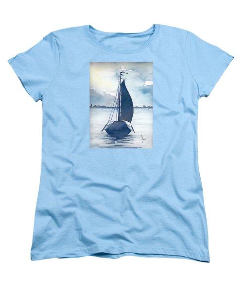 Skutsje No.2 Women's T-Shirt (Standard Cut)