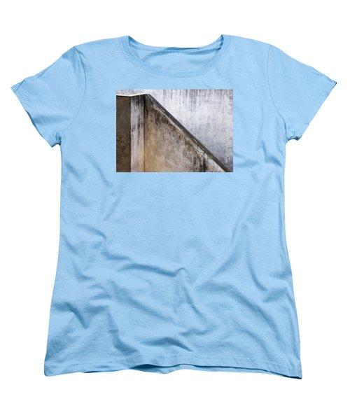 Slide Up Women's T-Shirt (Standard Cut) by Prakash Ghai