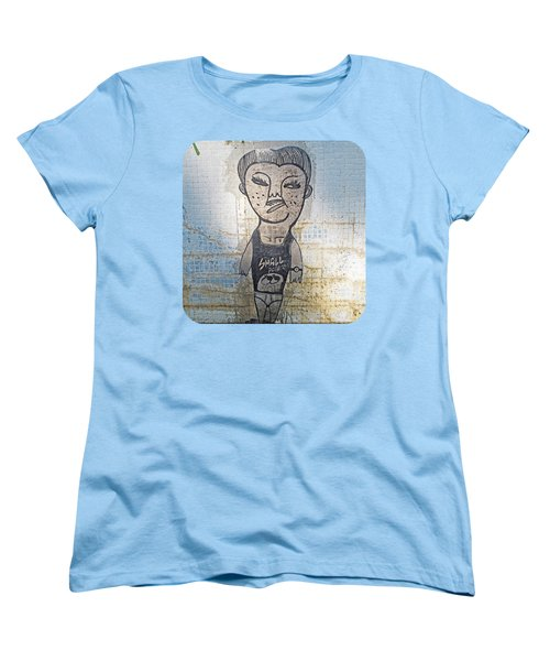 Small Potato Women's T-Shirt (Standard Cut) by Ethna Gillespie