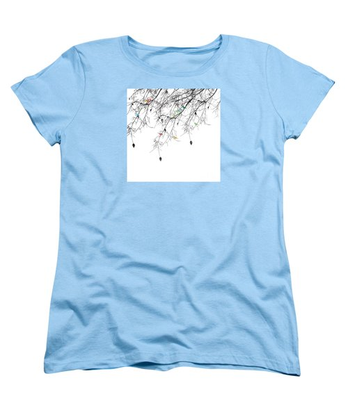 Small Talk Women's T-Shirt (Standard Cut) by Trilby Cole
