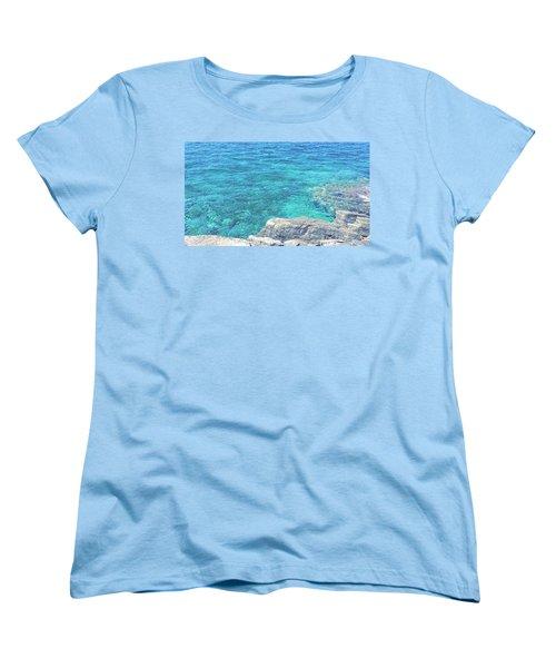 Smdl Women's T-Shirt (Standard Cut) by Laura Pia Giovanna Morocutti