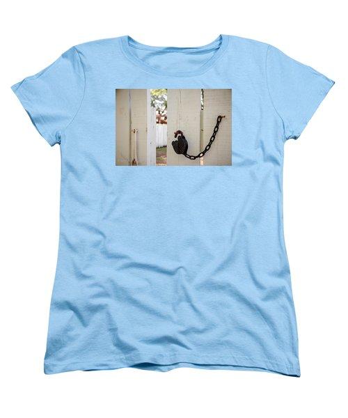 Sneaky Sneaky Women's T-Shirt (Standard Cut)
