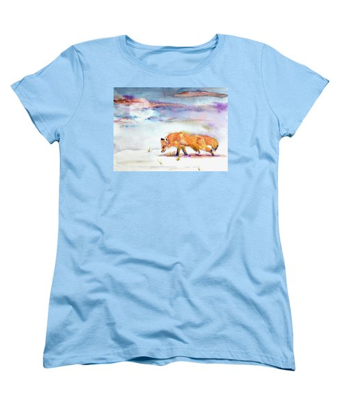 Sniffing Out Some Magic Women's T-Shirt (Standard Cut) by Beverley Harper Tinsley