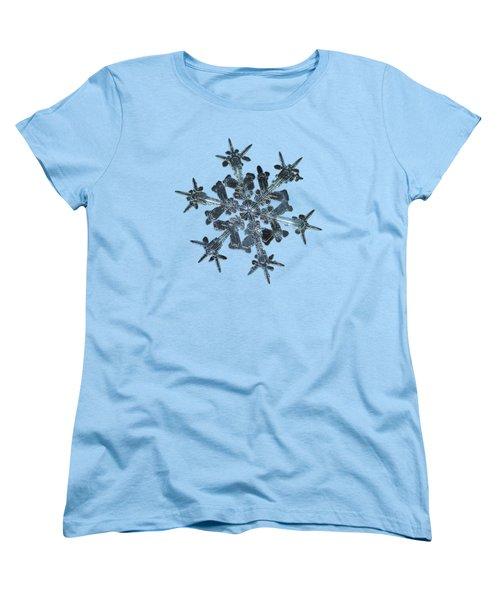 Snowflake Photo - Starlight II Women's T-Shirt (Standard Cut)