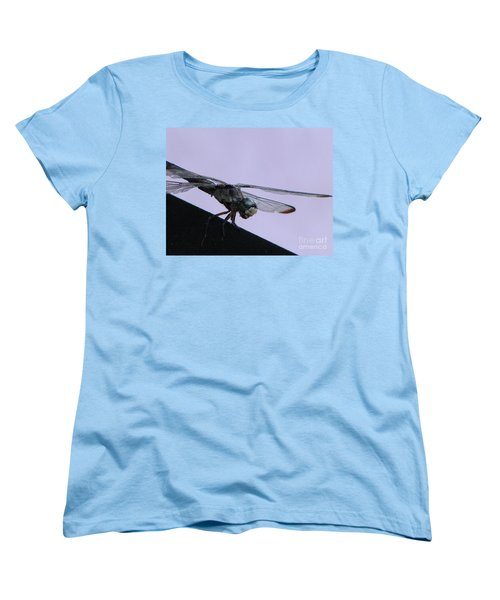 So Many Bugs So Little Time Women's T-Shirt (Standard Cut) by Priscilla Richardson