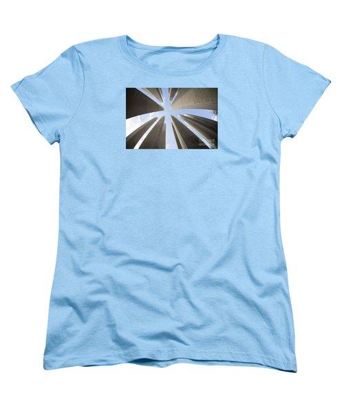 Soaring Words Women's T-Shirt (Standard Cut) by David Bearden