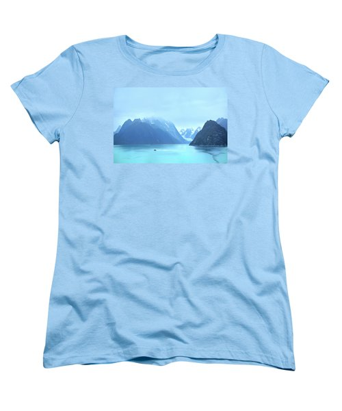 Women's T-Shirt (Standard Cut) featuring the photograph Sojourn by John Poon