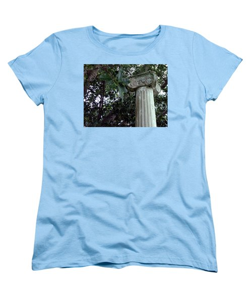 Women's T-Shirt (Standard Cut) featuring the photograph   Solitary by Steve Sperry