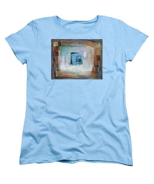 Solo Women's T-Shirt (Standard Cut) by Behzad Sohrabi