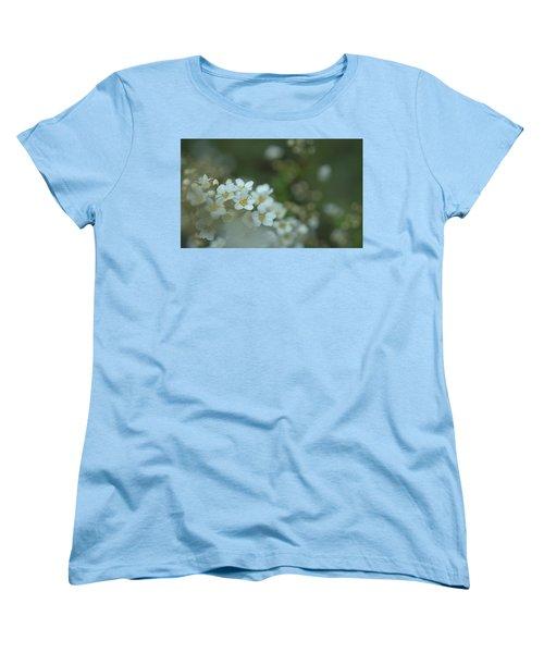 Some Gentle Feelings Women's T-Shirt (Standard Cut) by Rachel Mirror