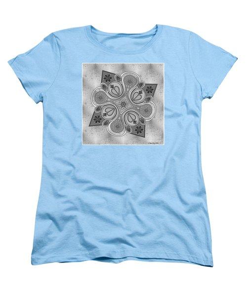 Something2 Women's T-Shirt (Standard Cut) by Megan Dirsa-DuBois