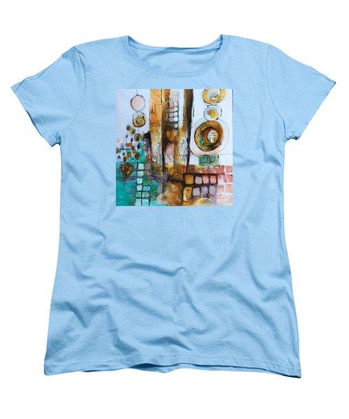 Song Women's T-Shirt (Standard Cut) by Karin Husty