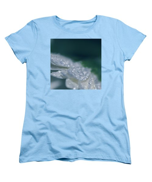 Women's T-Shirt (Standard Cut) featuring the photograph Soul Blossoms  by Sharon Mau