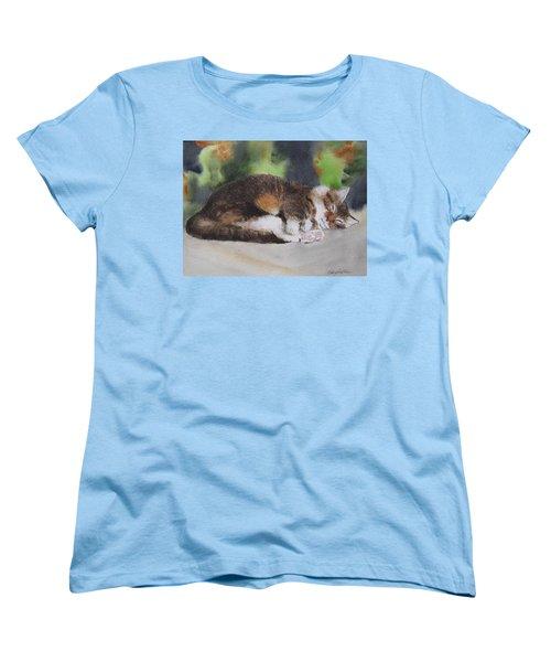 Sound Asleep Women's T-Shirt (Standard Cut)