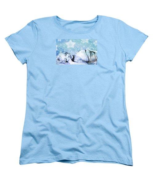 Sparkle Queen Women's T-Shirt (Standard Cut)
