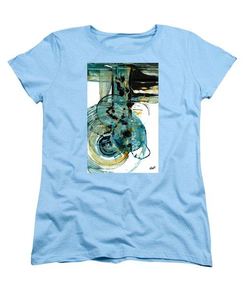 Spherical Joy Series 210.012011 Women's T-Shirt (Standard Cut) by Kris Haas