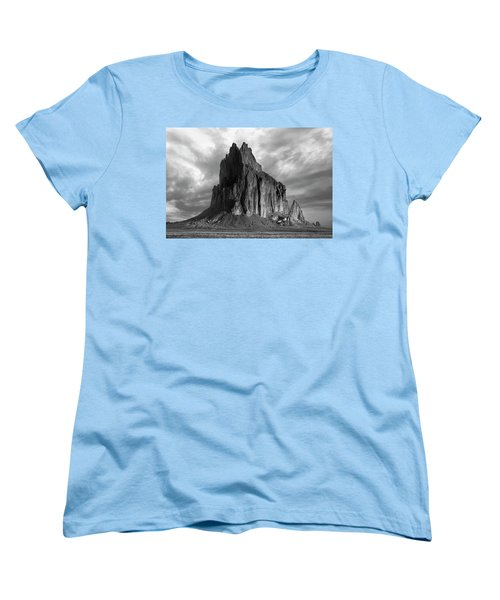 Women's T-Shirt (Standard Cut) featuring the photograph Spire To Elysium by Jon Glaser