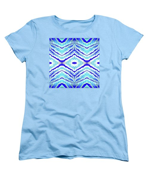 Spirit Journey To The Other Side  Women's T-Shirt (Standard Cut) by Rachel Hannah