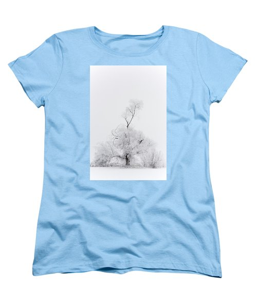 Women's T-Shirt (Standard Cut) featuring the photograph Spirit Tree by Dustin LeFevre