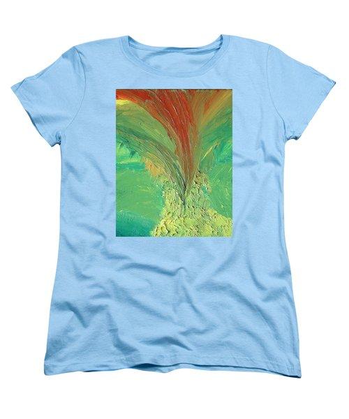 Splash Women's T-Shirt (Standard Cut) by Karen Nicholson