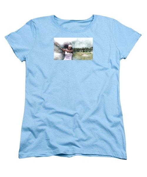 Sports 18 Women's T-Shirt (Standard Cut) by Jani Heinonen