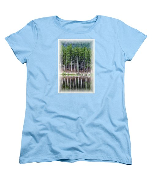 Sprague Lake 03 Women's T-Shirt (Standard Cut)
