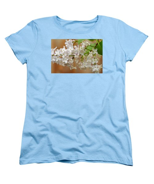 Women's T-Shirt (Standard Cut) featuring the photograph Spring 2016 15 by Cendrine Marrouat